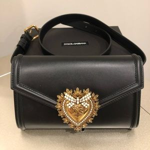 Brand new Dolce and Gabbana Devotion belt bag